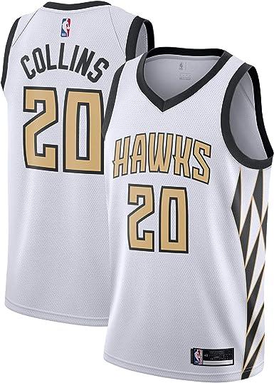 Atlanta Hawks Trae Young City Edition Black Swingman Jersey