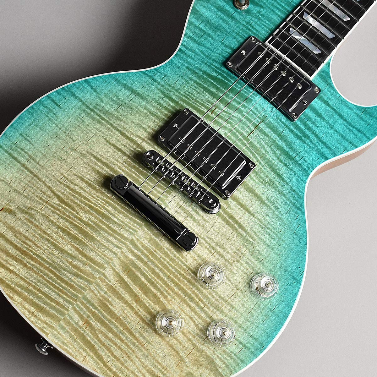 Gibson Les Paul High Performance 2019 Seaform Fade S/N:190011653 ギブソン ハイパフォーマンス2019   B07L9TJ979