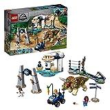 レゴ(LEGO)ジュラシック・ワールド トリケラトプスの暴走 75937
