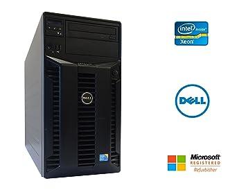 Amazon com: Dell PowerEdge T310 Tower Server Intel Xeon Quad