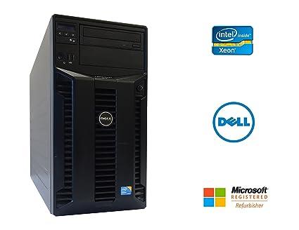 Amazon com: Dell PowerEdge T310 Tower Server Intel Xeon Quad Core