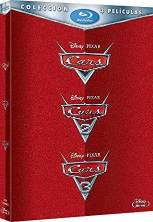 Pack: Cars 1 + Cars 2 + Cars 3 [Blu-ray]: Amazon.es: Personajes animados, Personajes animados: Cine y Series TV