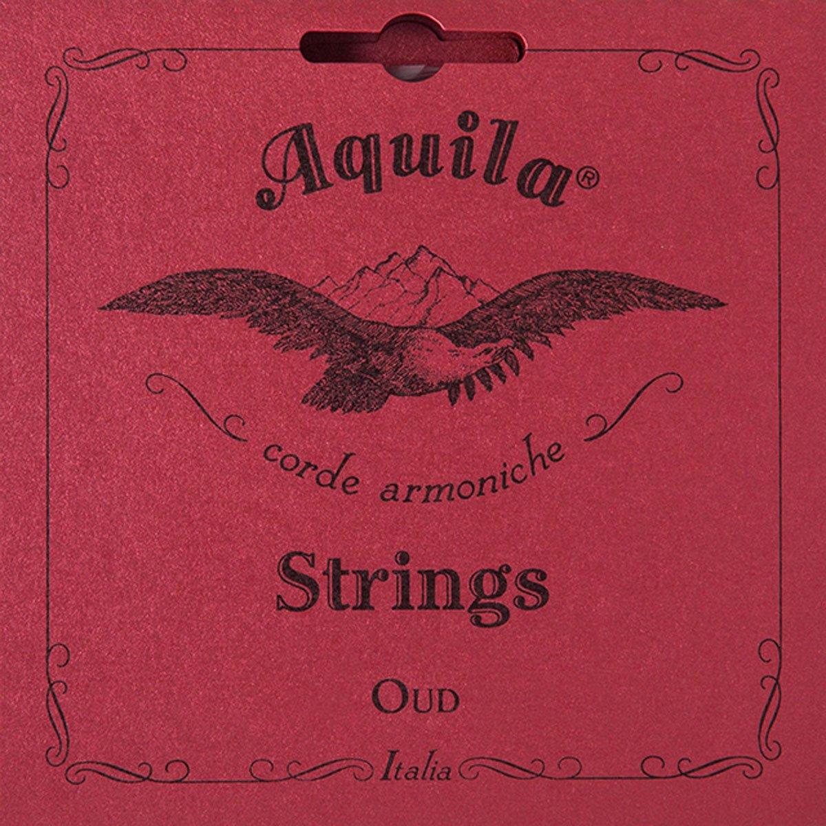 Aquila AQ O'NN 13O New Nylgut Oud Kit (11de string, Arabic Tuning, Light Tension) AQ O NN 13O