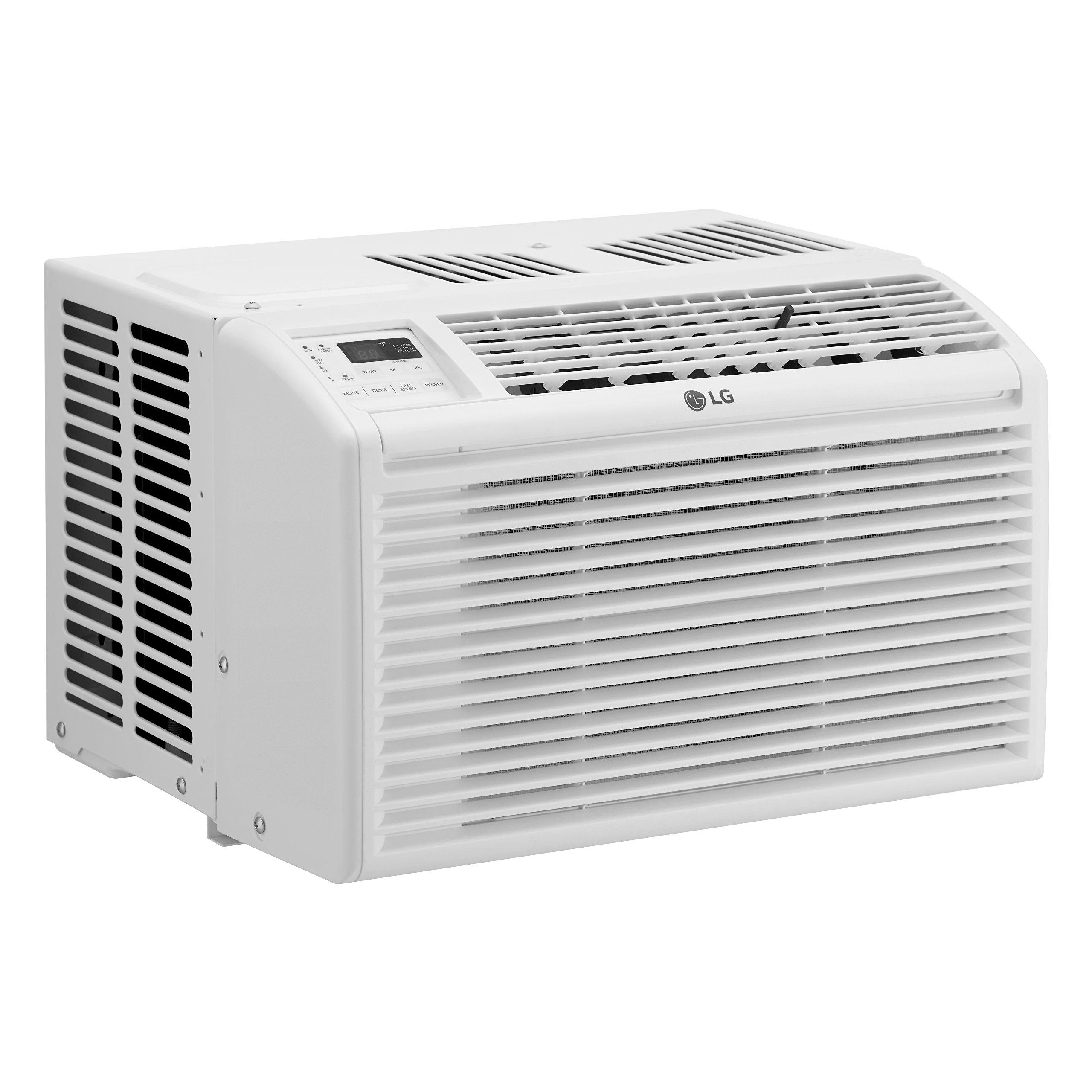 LG LW6017R 6,000 BTU 115V Window Air Conditioner by LG (Image #3)