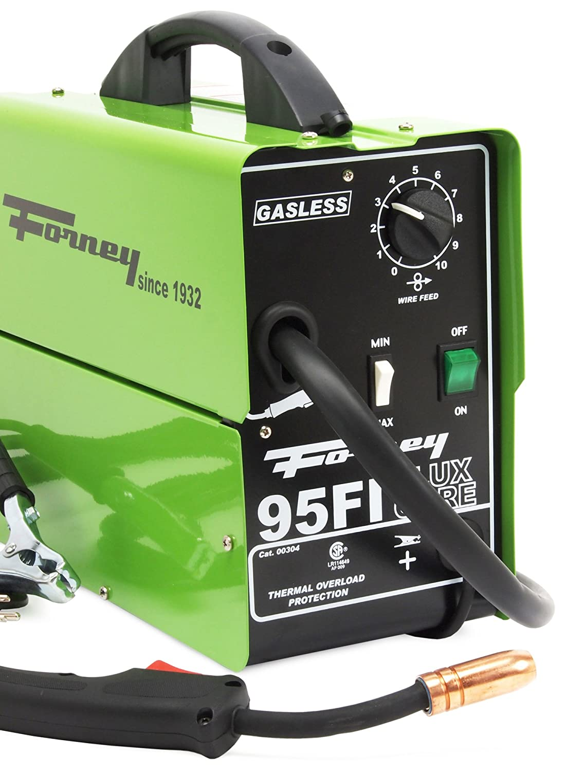 Forney 95 FI 120V FLUX CORE WELDER - Gas Welding Equipment - Amazon.com