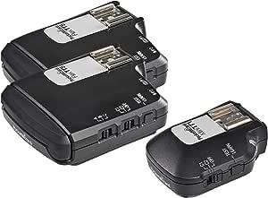 PocketWizard Mini TT1 & Flex TT5 for Nikon DSLR Bundle -1 Mini and 2 Flex
