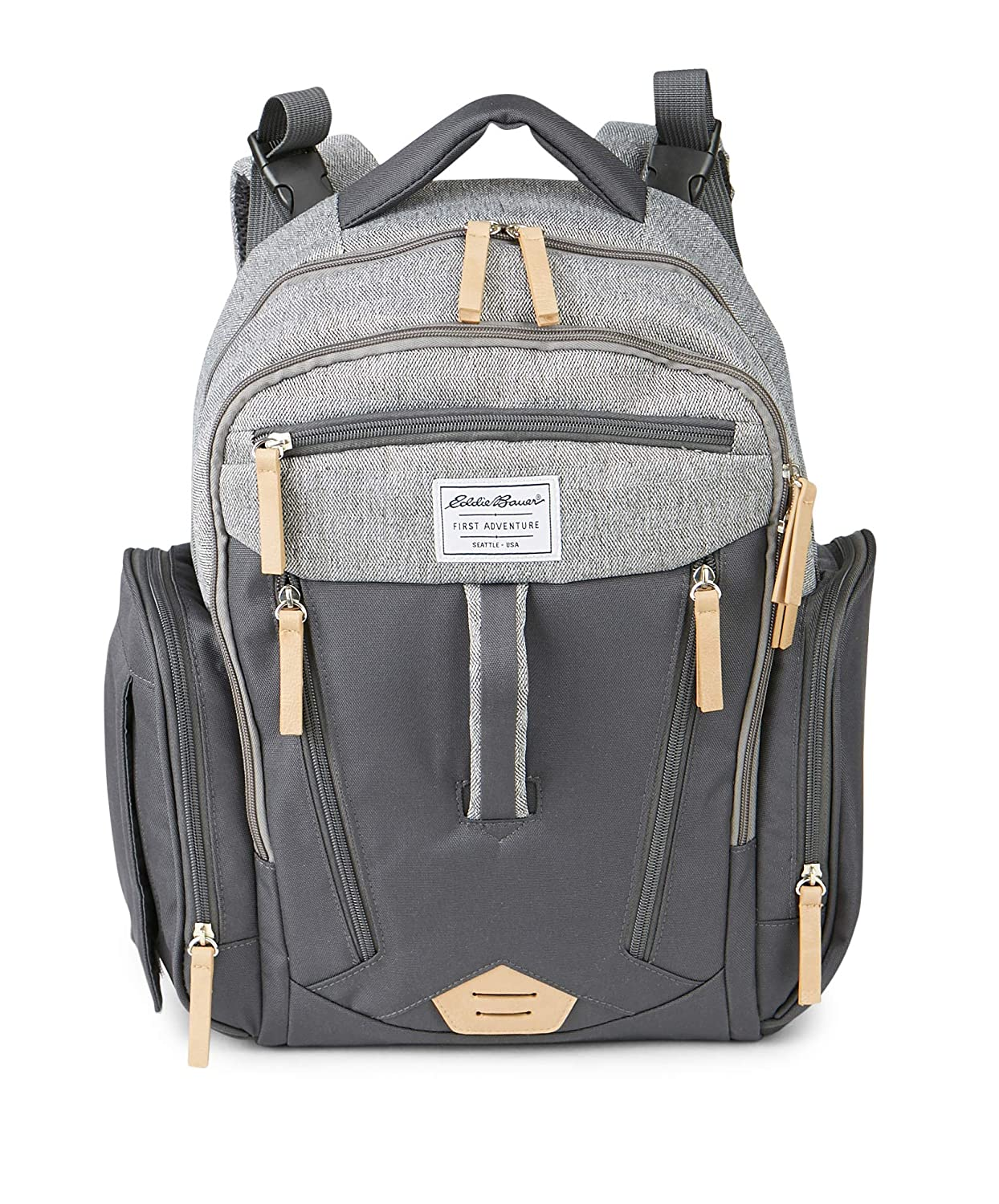 Eddie Bauer Crescent Back Pack Diaper Bag