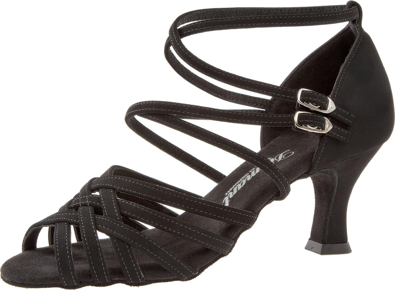 Diamant Damen Trainerschuhe 060-047-070, Shoes Femme - Noir - Noir, 34 2/3 EU (2.5 UK)