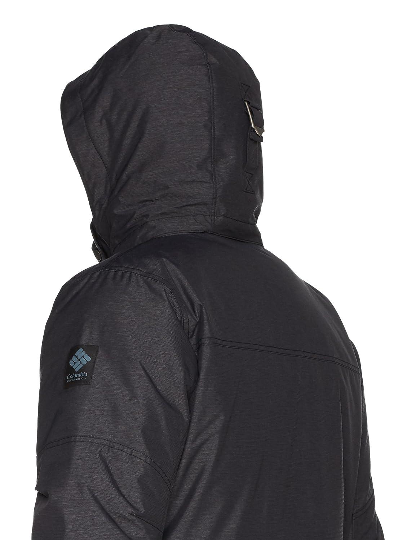 Columbia Timberline Ridge Jacket Chaqueta Impermeable, Hombre: Amazon.es: Deportes y aire libre