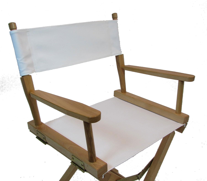 Amazon.com: Lona de repuesto para silla de director (palo ...