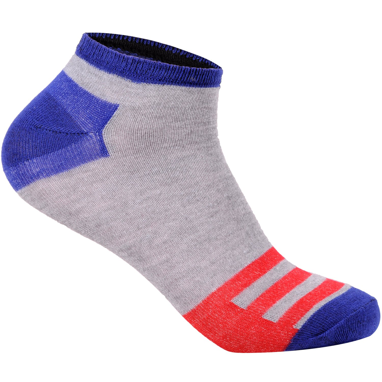 L/&K 12 Paar Herren Sneaker Socken Baumwolle Sportsocken atmungsaktiv 2121