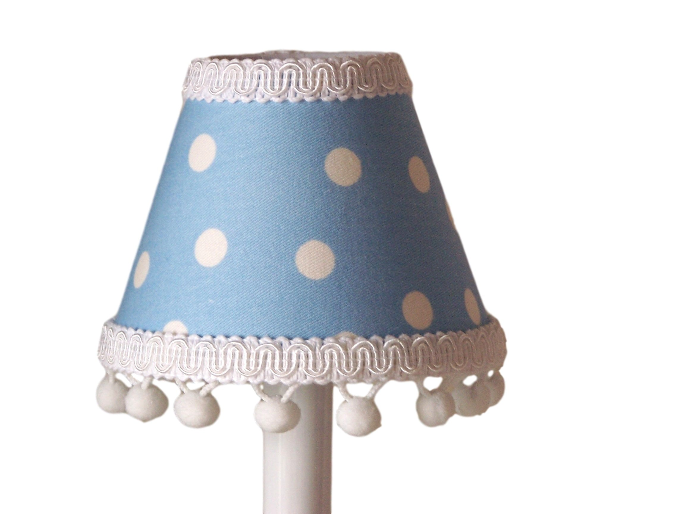 Silly Bear Lighting Little Boy Lamp Shade, Blue