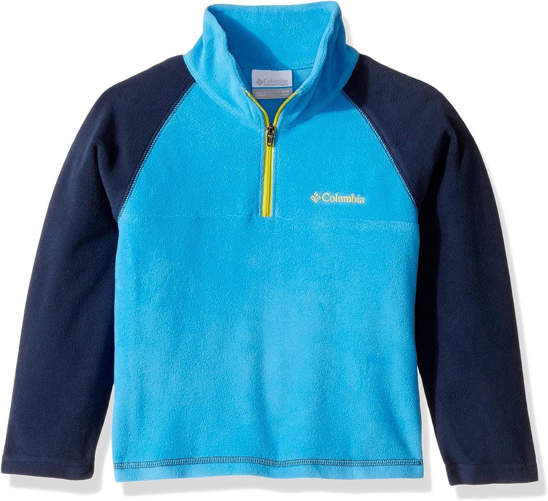 Columbia Boys Glacial Half Zip Fleece