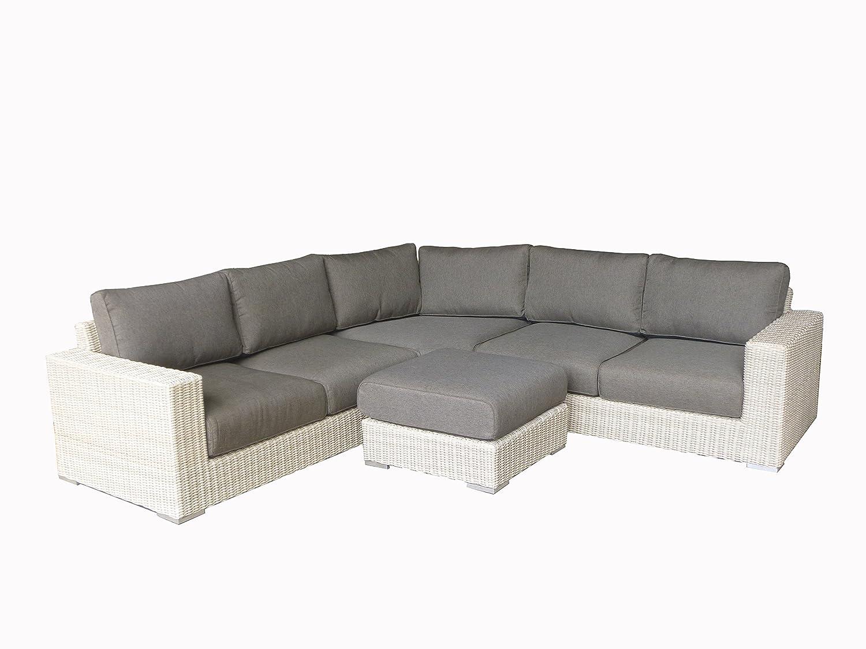 CPH-Lounge - wunderschöne Sitzecke polyrattan für Garten oder Wintergarten in top Qualität