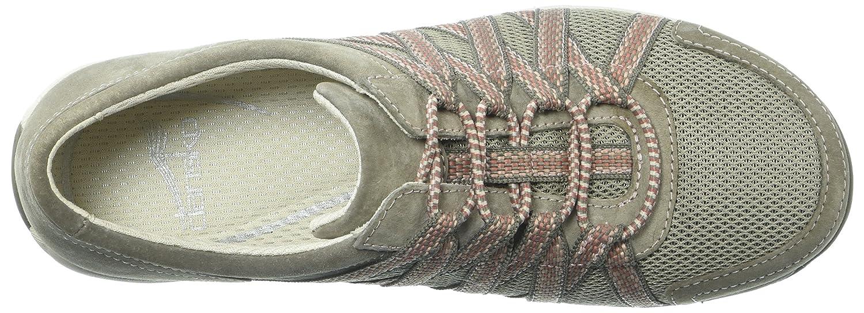Dansko Women's Honor Fashion Sneaker B072YPWPWR 41 Wide EU (10.5-11 US) Walnut Suede