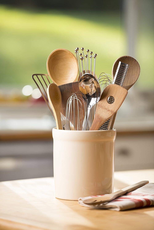 American Made Kitchen Utensils Amazoncom American Mug Pottery Ceramic Utensil Crock Utensil