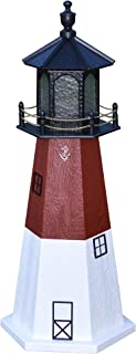 product image for 4 Ft Deluxe LighthousesReplicated USA Lighthouses - Barnegat, NJ