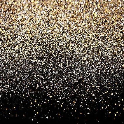 Sjoloon Fotohintergrund Mit Goldenen Punkten Vinyl Kamera