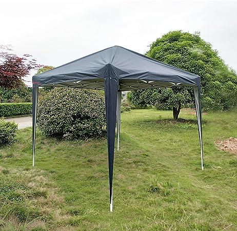 Volowoo - Toldo Impermeable de 2, 5 m x 2, 5 m para Bodas, Fiestas, jardín, Azul: Amazon.es: Jardín