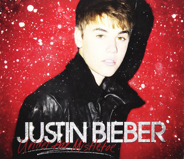 Justin Bieber - Under The Mistletoe LIMITED EDITION CD / DVD ...
