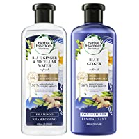 Herbal Essences, Volume Shampoo & Conditioner Kit With Natural Source Ingredients...