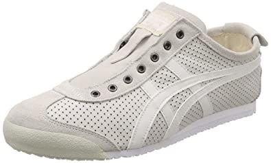 new style a2ac9 d831c Amazon.com | ASICS Unisex Adults' Mexico 66 Slip-on Trainers ...