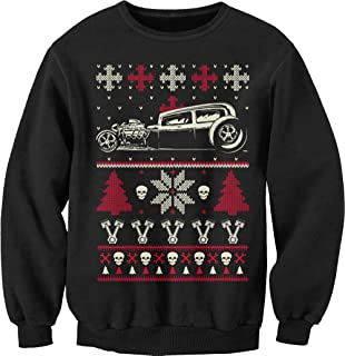 : Rat Rod Ugly Christmas sweater style: Clothing