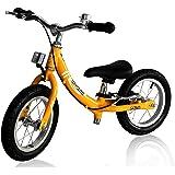 KinderBike Mini 2015 Bike, Yellow
