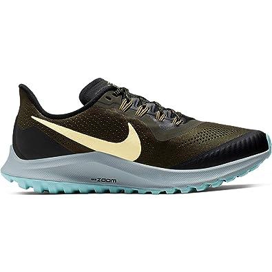 Nike Air Zoom Pegasus 36 Trail Women's Running Shoe Cargo Khaki/Team  Gold-Black-Ocean Cube Size 9.5
