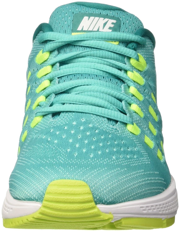 NIKE Women's Air Zoom Vomero 11 Running Shoe B019DTE2RU 10 B(M) US|Jade/White Volt Rio Teal