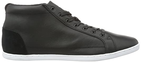 Trilyn Sh Lea Blk, Mens Hi-Top Trainers Boxfresh