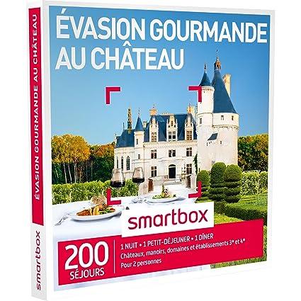 SMARTBOX - Cofanetto Regalo - Evasion Snella al castello - 200 ...