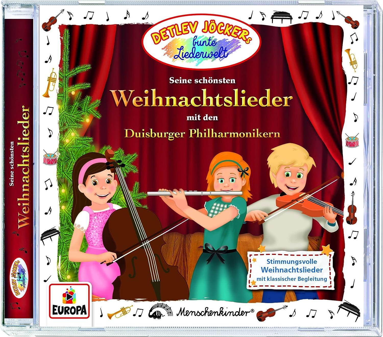 Seine schönsten Weihnachtslieder mit den Duisburger Philharmonikern ...