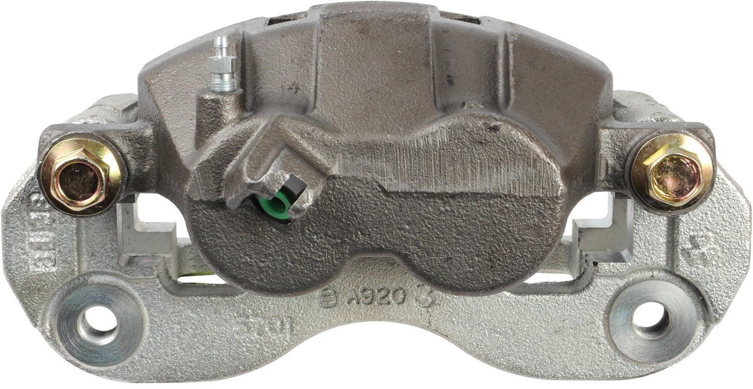 A1 Cardone 18-B8068 Unloaded Brake Caliper with Bracket (Remanufactured)