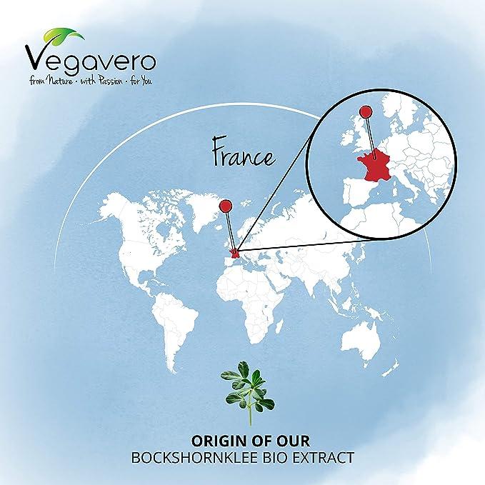 Extracto de Fenogreco Orgánico Vegavero® 625 mg | Sin ...