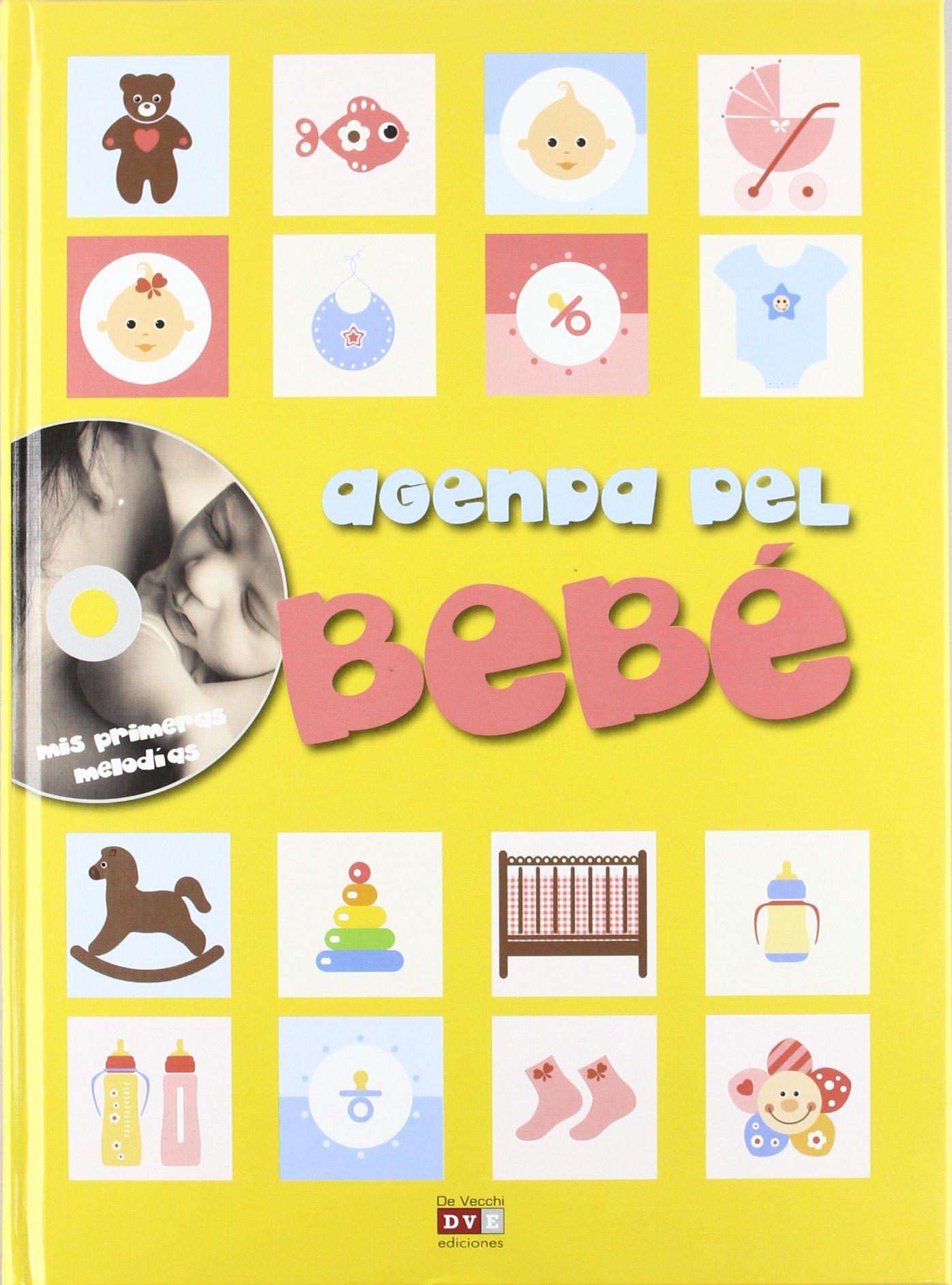 Agenda del bebe, la (+CD): Amazon.es: Aa.Vv.: Libros