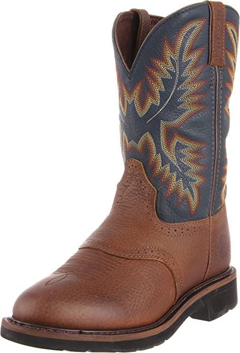 Top 10 Best Cowboy Boots for Men In 2021 Reviews 16