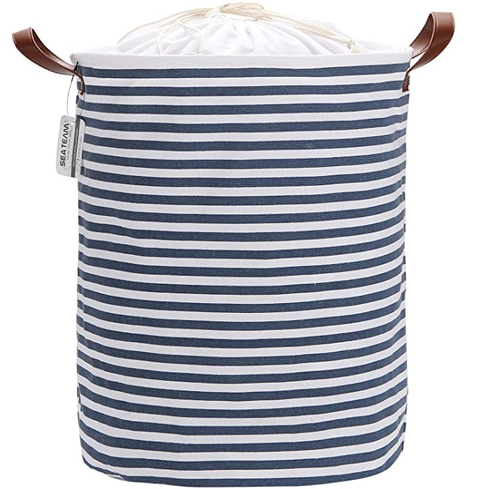 The Best Coastal Collection Laundry Hamper In Grey