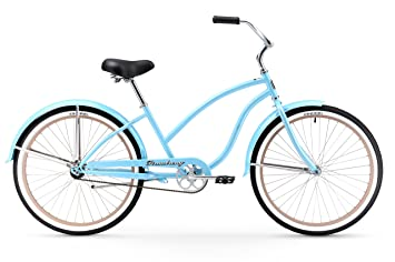 Firmstrong Chief Lady Single Speed Beach Cruiser