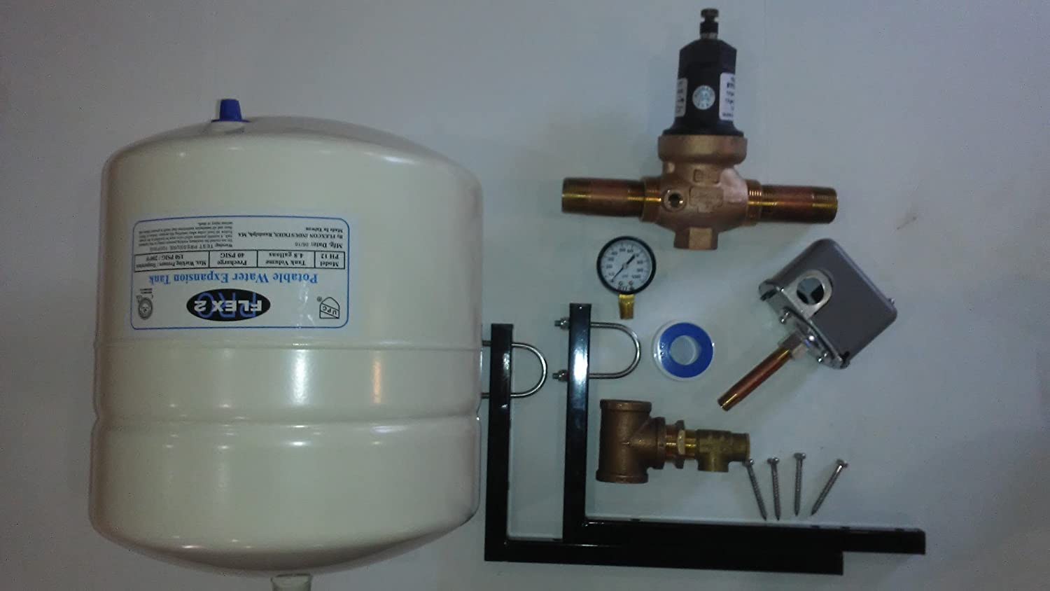 COMPLETE CONSTANT PRESSURE KIT FOR SUBMERSIBLE PUMP CB152ET FLOMATIC CYCLE  GARD IV VALVE 15-150psi 1