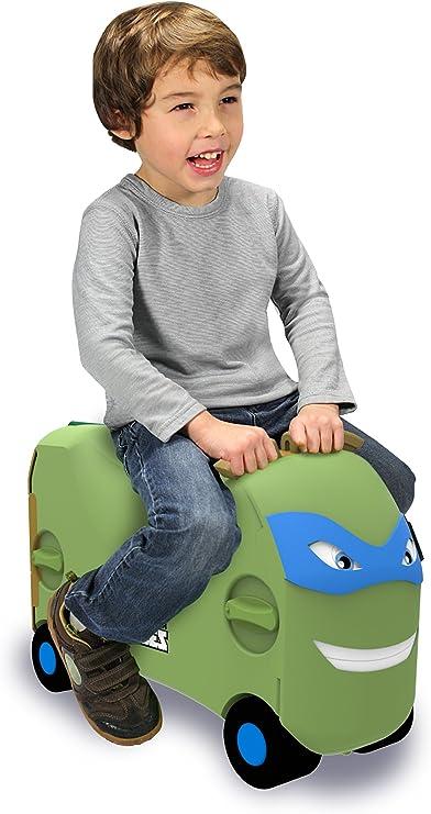 Amazon.com: Caja de almacenamiento de juguetes Ride-On, caja ...