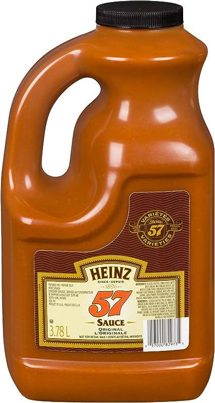 Heinz Heinz 57 Sauce Original 3 78l Bottle 1 Count Amazon Ca Grocery