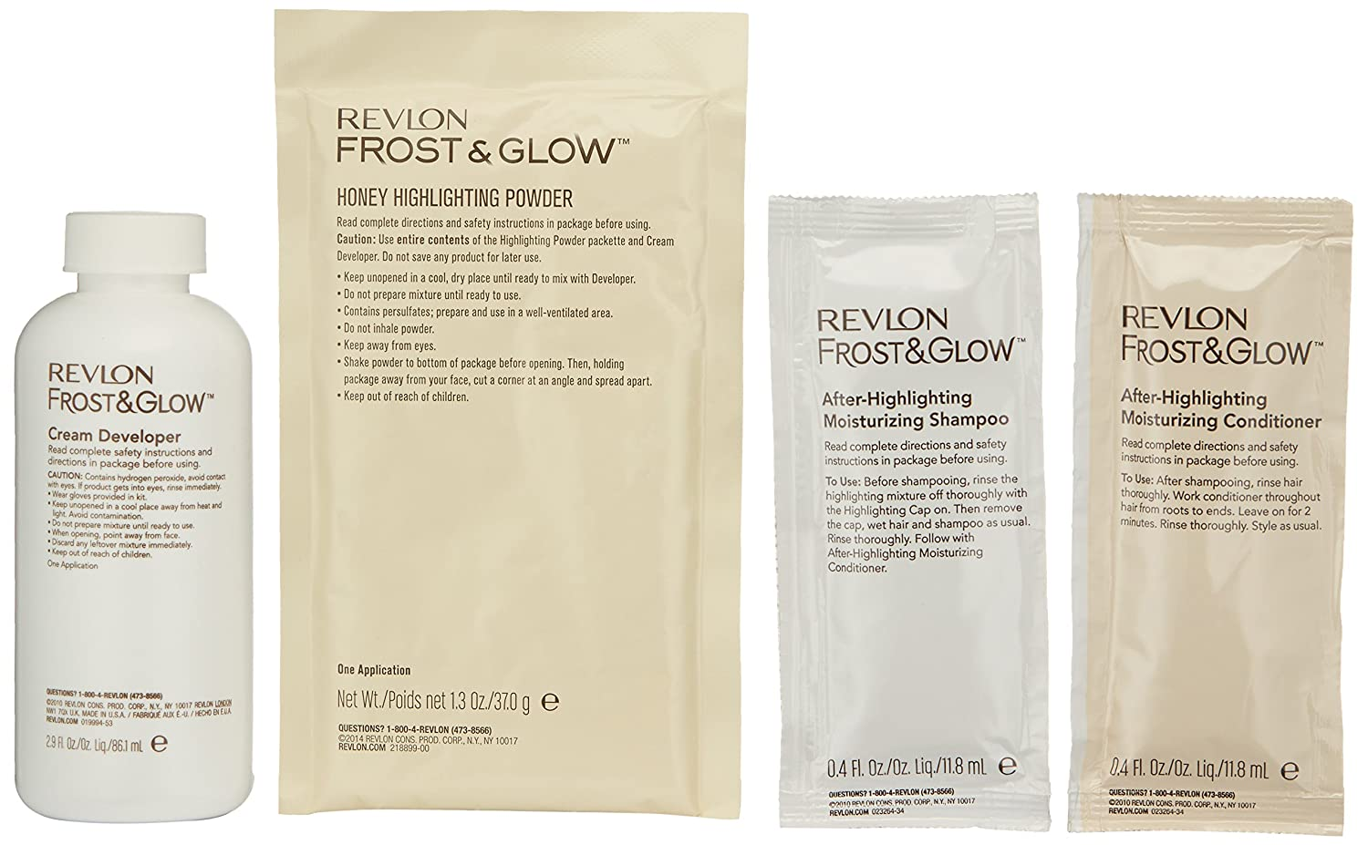 Amazon Revlon Colorsilk Color Effects Frost And Glow
