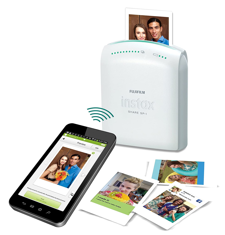 Fujifilm Instax Share Smartphone Printer SP-1 Renewed