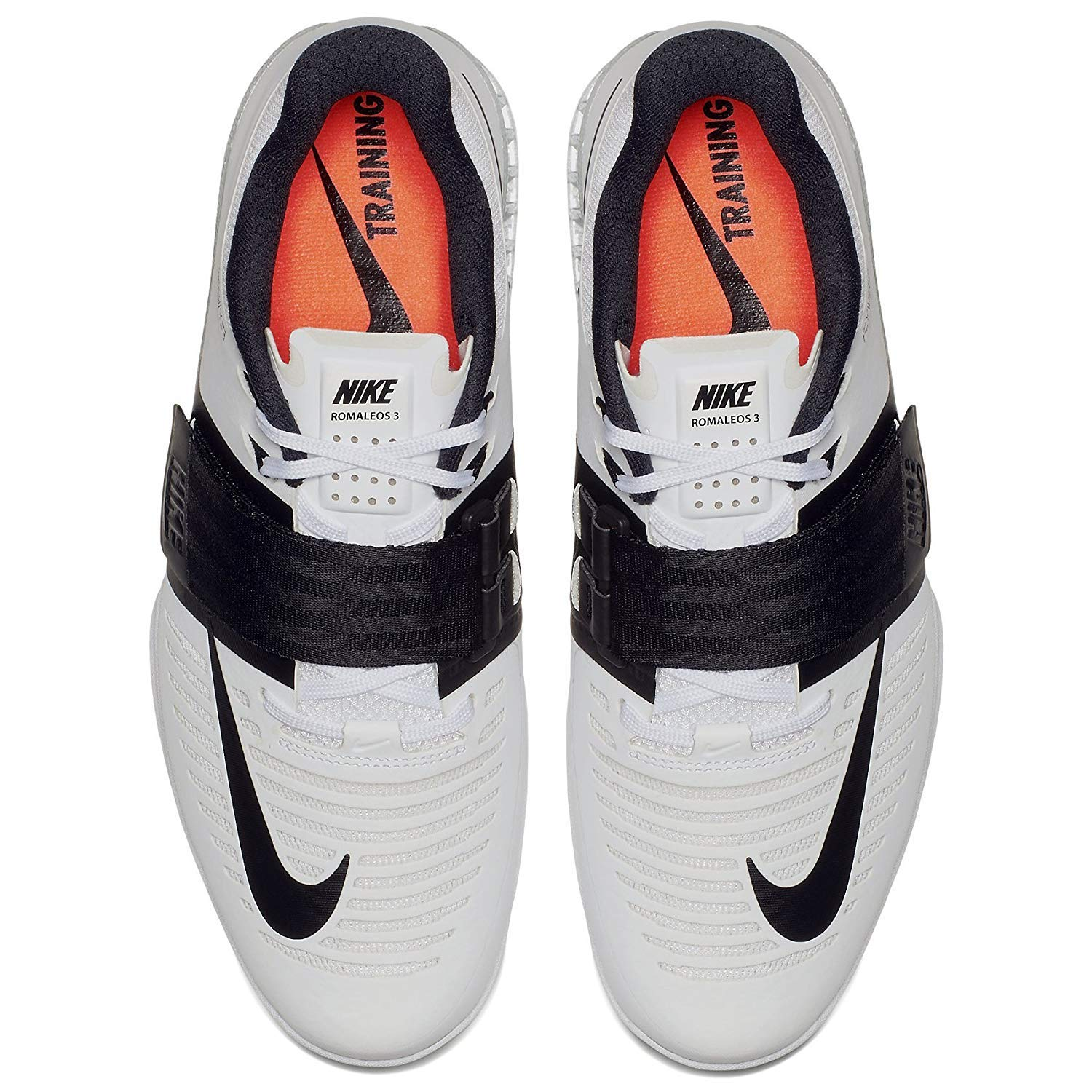 half off 0171a 299ec Amazon.com  Nike Mens Romaleos 3 Weightlifting Shoes  Fitness   Cross-Training