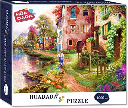 Jigsaw Puzzles for Adults 1000 Piece Puzzle for Adults 1000 Pieces Puzzle 1000 Pieces