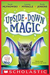 Upside-Down Magic (Upside-Down Magic #1) Kindle Edition