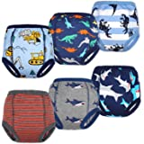 2020 Updated Cotton Training Pants Strong Absorbent Toddler Potty Training Underwear for Baby Girl and Boy 12M-5T…