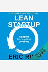 Lean Startup: Adoptez l'innovation continue Audible Audiobook