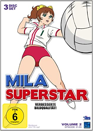 Mila Superstar, 3 DVDs. Vol.2